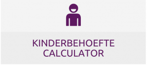 Kinderbehoefte calculator